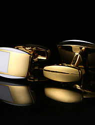 Cufflink Tie Bar Tie Clip  Fashion Gift Boxes & Bags Cufflinks Men's