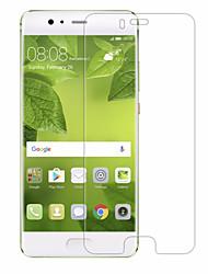 お買い得  -スクリーンプロテクター のために Huawei P10 強化ガラス 1枚 スクリーンプロテクター ハイディフィニション(HD) / 硬度9H / 2.5Dラウンドカットエッジ