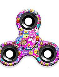 Spinners de mão Mão Spinner Brinquedos Dois Spinner Plástico EDCAlivia ADD, ADHD, Ansiedade, Autismo Por matar o tempo Brinquedo foco O