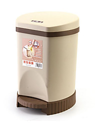 Высокое качество Кухня Гостиная Ванная комната Урна,Пластик