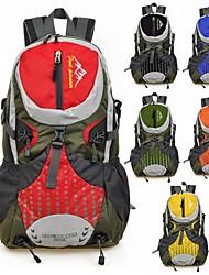 40 L Zainetti da alpinismo Ciclismo Backpack Zainetti Ciclismo Campeggio Viaggi Indossabile Nylon 丰途