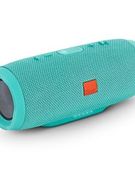 charge Outdoor Bluetooth Built-in Microphone Bluetooth 4.0 3.5mm AUX Subwoofer Light Blue Crimson Black