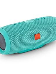 charge Extérieur Bluetooth Micro Intégré Bluetooth 4.0 3.5mm AUX Caisson de Graves Noir Cramoisi Bleu clair