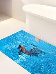 economico -Animali Paesaggio 3D Adesivi murali Adesivi aereo da parete Adesivi 3D da parete 3D,Carta Materiale Decorazioni per la casa Sticker murale