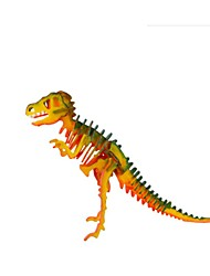 Недорогие -3D пазлы Игрушки Животный принт Животные Ручная Pабота 1 Куски