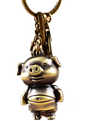 cheap -Key Chain Toys Novelty Pig Animal Unisex Pieces