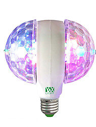 cheap -YWXLIGHT® 1 pc 6W 400 lm E27 LED Globe Bulbs 6 leds High Power LED Decorative RGB AC85-265