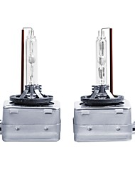 Joyshine D1S 35W 3200lm 4300K Warm White Car HID Xenon Lamp Bulbs  (2 PCS)