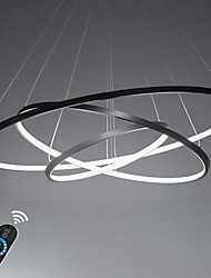 90WPendant Light Modern Design/ LED Three Rings/ 220V~240/100~120V/Special for office,Showroom,Living Room