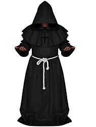 economico -Strega Fiabe Fantasma Costumi da vampiro Etnico/Religioso Cosplay Assassino Costumi Cosplay Mantello Accessori Halloween Vestito da