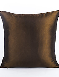 cheap -1 Pc Pure Color Imitation Silk Scarf Soft Cushion Home Decoration