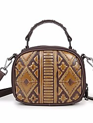 Women Bags All Seasons PVC Shoulder Bag Zipper for Casual Coffee