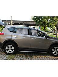baratos -Automotivo Parasóis & Visores Para carros Car Sun Shades Para Toyota 2010 2011 2012 2013 2014 2008 2009 Highlander Tecidos