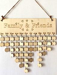 Недорогие -офис / карьера событие / партия деревянных свадебных украшений элегантный стиль