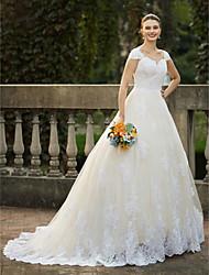 Hochzeitskleider Übergröße