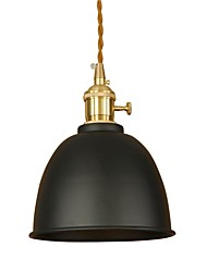 abordables -Lámparas Colgantes Luz Downlight - Antibrillo, Mini Estilo, Protección para los Ojos, 110-120V / 220-240V Bombilla no incluida / 10-15㎡ / E26 / E27