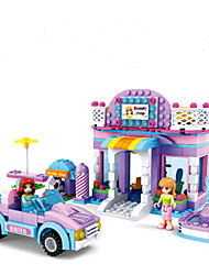 Building Blocks Toys House Houses Vehicles Fantacy Friends Kids Girls 368 Pieces