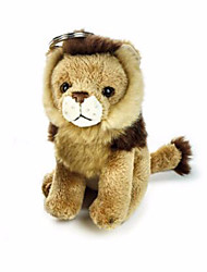 Key Chain Toys Lion Kid Adults' Pieces