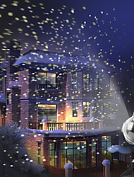 cheap -LED Snowfall Projector Lights IP65 Waterproof Sparkling Landscape Projection Light