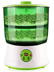 Kitchen Plastic Shell Bean sprouts machine