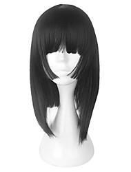 Недорогие -Парики для Лолиты Сладкое детство Черный Лолита Парики для Лолиты 18 дюймовый Косплэй парики Парики Хэллоуин парики