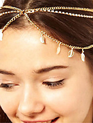 cheap -Women's Alloy Head Chain,Vintage Style Boho Spring/Fall All Seasons
