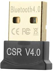 cwxuan portátil plug and play ultra-mini bluetooth csr 4,0 usb dongle adaptador