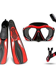 Set per snorkeling Impermeabile Nuoto Sub e immersioni Pet per Unisex