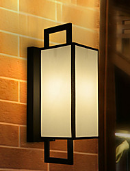 cheap -Wall Light Ambient Light Wall Sconces 40W 220V E14 Modern/Contemporary Silver