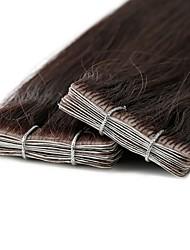 Недорогие -Neitsi На ленте Расширения человеческих волос Классика Накладки из натуральных волос Натуральные волосы Боковой кран / Новое поступление Жен.