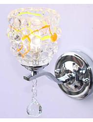 economico -Luce a muro Luce ambientale 40W 220V G4 Moderno/Contemporaneo Tradizionale/Classico Sfera Cristallo