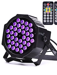 cheap -U'King LED Stage Light / Spot Light DMX 512 Master-Slave Sound-Activated Remote Control 36 for Outdoor Party Club Professional High