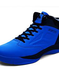 preiswerte -Sneaker Basketball-Schuhe Laufschuhe Herrn Rutschfest Anti-Shake Atmungsaktiv Wasserdicht Innen Leistung Training Laufen Über dem Knöchel