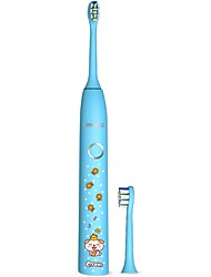 cheap -ximalong Children's Edition Smart Sonic Electric Toothbrush Charging Sonic Sensor Vibrating Toothbrush Baby Sonic Electric Toothbrush Soft Brush Squir