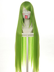 cheap -Cosplay Wigs Fate/Grand Order Enkidu Anime Cosplay Wigs 100 CM Heat Resistant Fiber Female