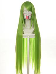 economico -Parrucche Cosplay Fato / Grande Ordine Enkidu Anime Parrucche Cosplay 100 CM Tessuno resistente a calore Per donna