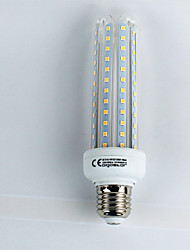 cheap -1pc 19W E27 LED Corn Lights T30 96 leds SMD 3528 Cold White 1600lm 6400K AC 110-240V