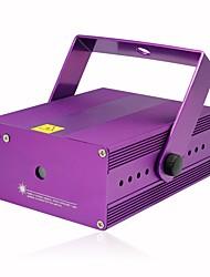 U'King 1conjunto Luz de Palco Laser DMX 512 Master/Slave Ativo por Som Controle Remoto 15W Profissional Alta qualidade para Exterior De
