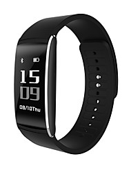 cheap -Smart Bracelet Heart Rate Monitor Calories Burned Pedometers Distance Tracking Blood Pressure Measurement Pedometer Remote Control