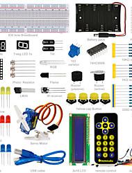 Keyestudio Basic Starter Learning Kit for Arduino (No UNO Board) PDF