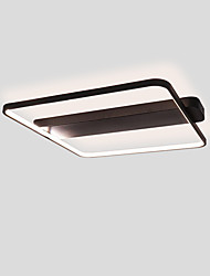 cheap -24W Square  Modern Style Simplicity LED Ceiling Lamp Flush Mount Living Room  light Fixture