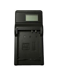 ismartdigi 10l lcd usb камера зарядное устройство для canon nb-10l g1x g3x g15 g16 sx40 sx50hs sx60hs - черный