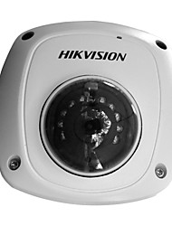 HIKVISION® DS-2CD2542FWD-IWS 4MP WDR Mini IP Camera (IP67 IK08 Dual Stream POE Wi-Fi Built-in Microphone Audio Output Alarm IO 10m IR)