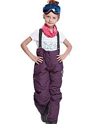 economico -Da ragazza Pantaloni da sci Caldo Asciugatura rapida Antivento Zip impermeabile Indossabile Sci Snowboard Sport da neve Sport invernali
