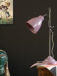 billige -Metallic Øjenbeskyttelse Bordlampe Til Metal 220 V Lys Lilla