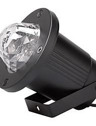 U'King 1set Lampe LED de Soirée Activé par son Activation Musicale 12W Professionnel pour Pour l'Intérieur Extérieur Soirée Etape Décorer