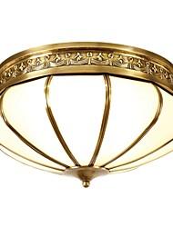 preiswerte -Rustikal/ Ländlich Traditionell-Klassisch Pendelleuchten Für Wohnzimmer Schlafzimmer Esszimmer AC 220-240 AC 110-120V Glühbirne nicht