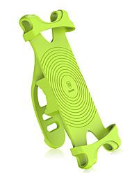 baratos -Suportes para Celular Ciclismo / Moto Portátil Elasticidade Alta silica Gel-1