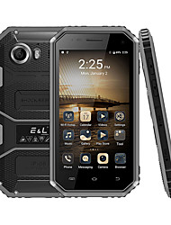 E&L W6 Smartphone Waterproof Dustproof Shockproof Ip68 Dual Sim Android