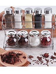 1set Cozinha Vidro Vasilhas de cozinha